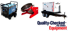 Used Welders and Generators Boston